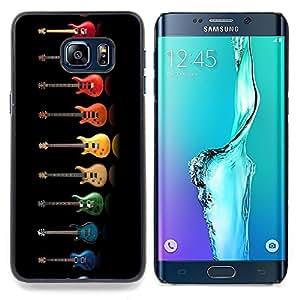"""Planetar ( Árbol floral rosado amarillo flor de cerezo"""" ) Samsung Galaxy S6 Edge Plus / S6 Edge+ G928 Fundas Cover Cubre Hard Case Cover"""