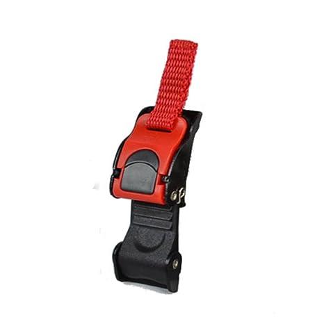 Gancho para casco o correa Cronométrica o Micrométrica con cierre universal