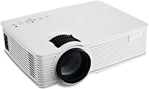 JIEJIEZ WiFi Portátil LED Proyector HD Soporte Full HD 1080p ...