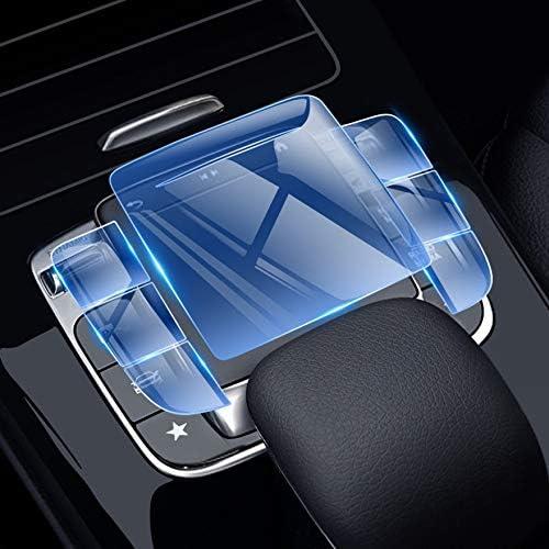 in ABS per Benz Classe A W177 2019 Copertura decorativa per bracciolo di controllo centrale YIWANG