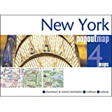 New York Popout Map (Popout Maps)