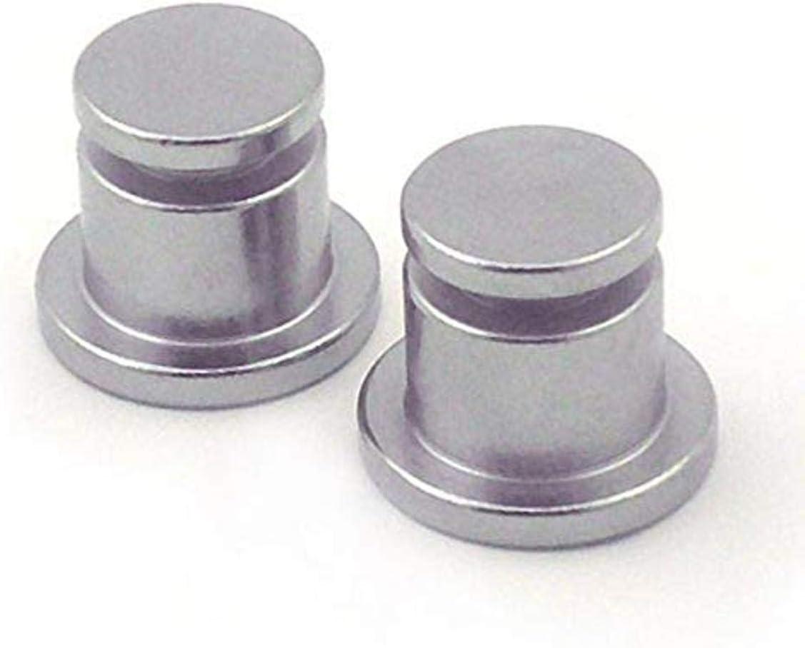 HitchSafe HS7020 Nickel Cadmium Hitch Bolt Pair