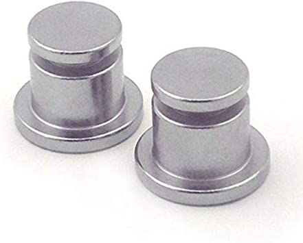 Pair HitchSafe HS7020 Nickel Cadmium Hitch Bolt