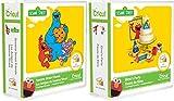 Cricut Cartridge Bundle: Elmo's Party Sesame Street & Sesame Street Friends