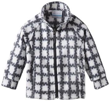 668ba89a4 Columbia Baby-Girls Infant Benton Springs Printed Fleece Jacket ...