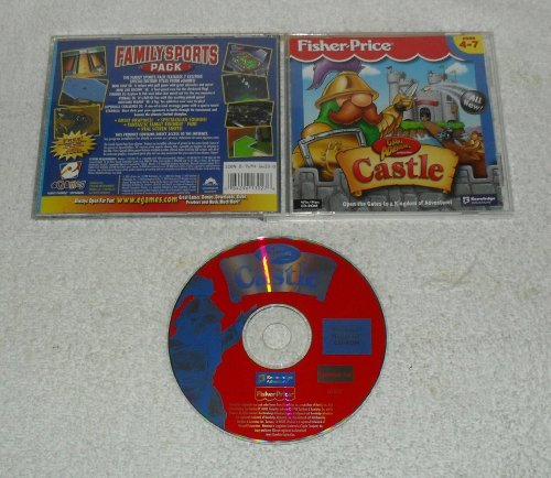 Fisher Price Great Adventures Castle product image