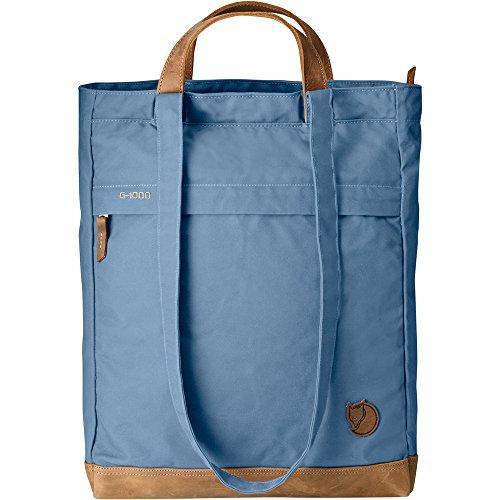 Ridge Blue Leather (Fjallraven - Totepack No. 2, Blue Ridge)