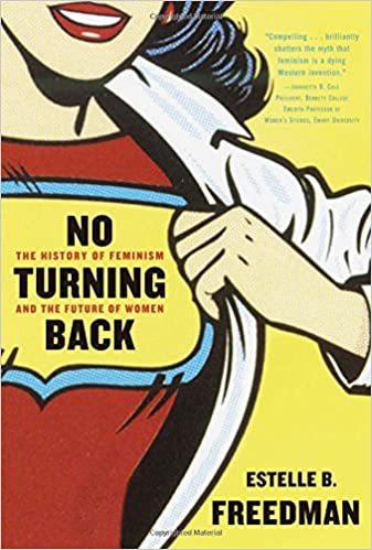 Image result for no turning back the history of feminism