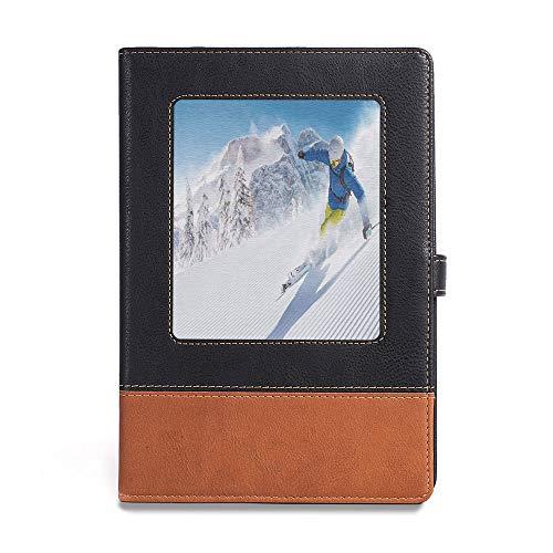 - Bound Notebook,Winter,A5(6.1
