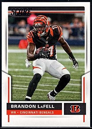 Amazon Com 2017 Score 282 Brandon Lafell Cincinnati Bengals