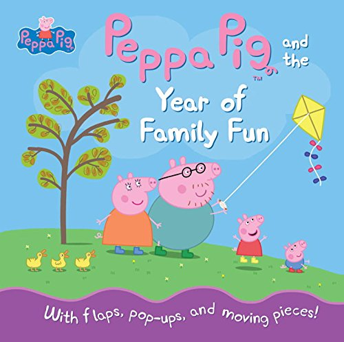 Lift Kites (Peppa Pig and the Year of Family Fun)