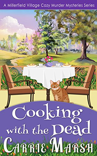 Cooking With The Dead by Carrie Marsh ebook deal