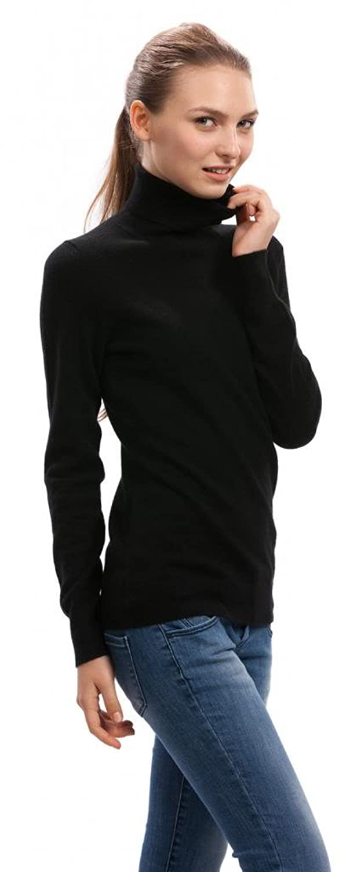 Citizen Cashmere Turtleneck Sweater, Women - 100% Cashmere at ...