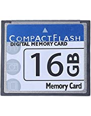 WATFOERS Professional 16GB Compact Flash Memory Card(White&Blue)