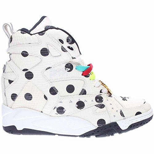 c231341b3337 cheap Reebok Melody Ehsani X Blacktop Pump Wedge Womens Casual Shoe ...