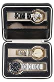 RR ROUND RICH DESIGN Watch Travel Case Portable - 4