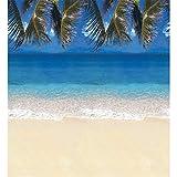 Pacon PAC56715 Fadeless Design Roll, 48'' x 50', Tropical Beach