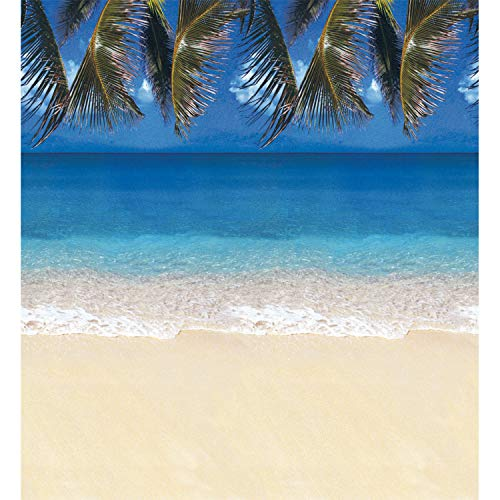 Fadeless PAC56715 Bulletin Board Art Paper, Tropical Beach, 48