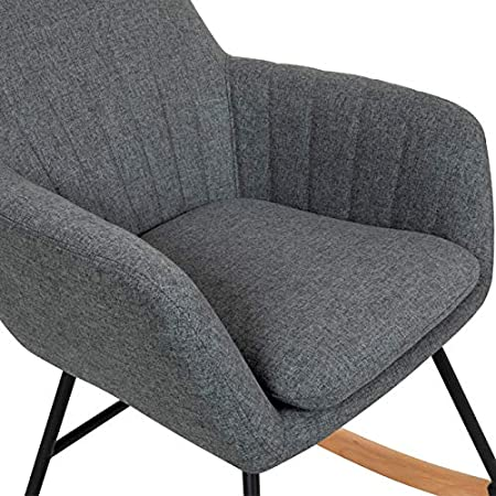 Rendez vous déco Rocking-Chair Isola - Figura Decorativa ...
