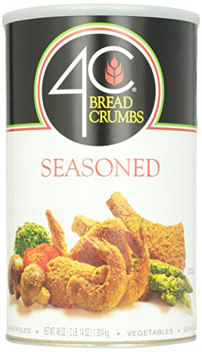 4C Bread Crumbs, Flavored, 46 oz
