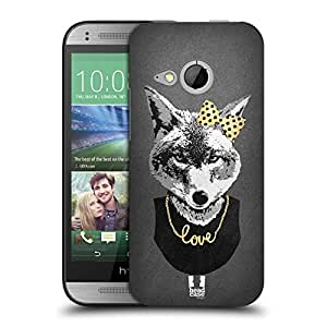 Head Case Designs Coyote Super Posh Hard Back Case for HTC Desire Eye