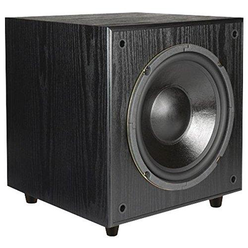 Pinnacle Speakers Digital Sub 100 10-Inch 100 Watt...
