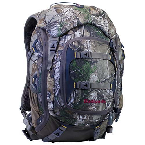 Badlands Backpack Compartment Camouflage Weather Protected product image