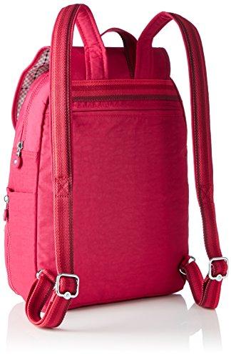 Mujer Pink C Mochilas Rosa Kipling Cherry Cayenne XSxaqwCnWE