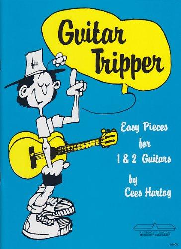 ALSBACH - EDUCA HARTOG CEES - GUITAR TRIPPER Klassische Noten Gitarre