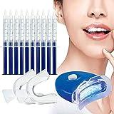 Professional Teeth Whitening Kit,Teeth Whitening Gel,Home Teeth Whitening Kit,Tooth Whiten Gel Dental Care Home Professional Bleaching Kit Light Dental Whitening Kit
