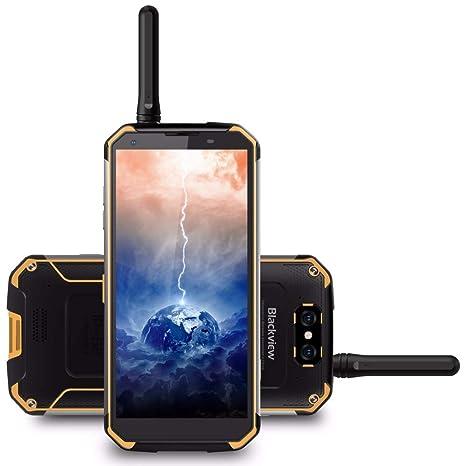 Amazon.com: Teléfono móvil resistente Blackview BV9500 Pro ...