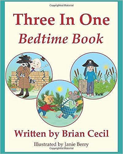 3 In 1 Bedtime Book