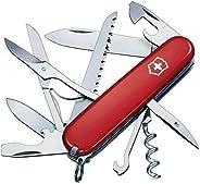 Victorinox Navaja Huntsman Roja 15 Usos para Hombre color rojo talla one size