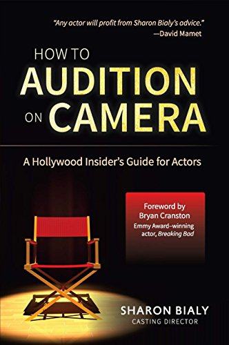 Books On Acting in Amazon Store - How To Audition On Camera