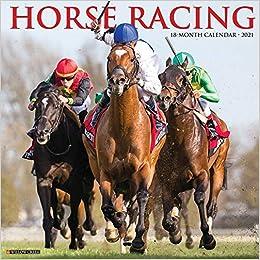 Horse Racing 2021 Wall Calendar: Willow Creek Press: 9781549212123