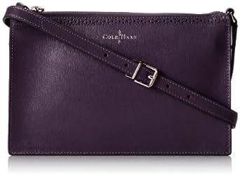 Cole Haan Gladstone EW Swingpack Shoulder Bag,Nightshade,One Size