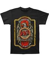 Slayer Men's Bier Label T-shirt Black