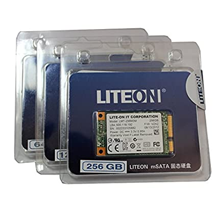 Dell LiteOn LMT-256M6M SSD Drivers Windows XP