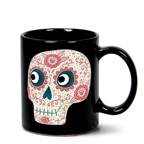 Mexican Dia de los Muertos Day of the Dead Mug