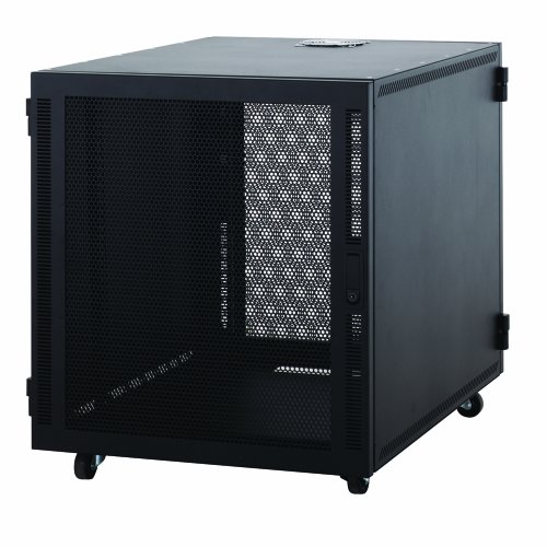 12U Compact SOHO Server Cabinet by Kendall Howard