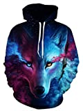 Zegoo Hip Hop Quality Sport Sublimation Customized 3D Print Dog Hoodie