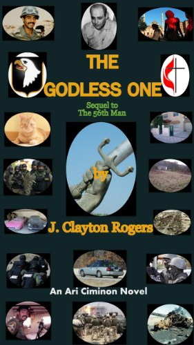 Book: The Godless One (An Ari Ciminon Novel) by James Clayton Rogers