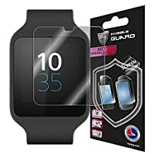 SONY SMARTWATCH 3 (2 Units) Invisible Screen Protector Anti Scratch By IPG