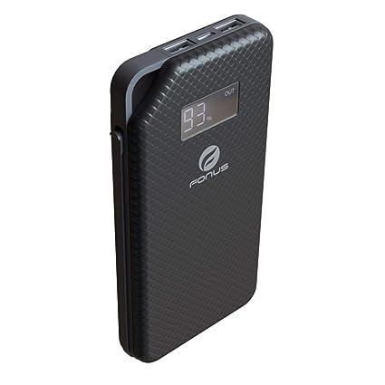 Amazon.com: Compatible con Moto E5, E5 Plus – Slim 10000 mAh ...