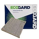 ECOGARD XC35519C (CF10134) Honda & Acura CARBON INFUSED Cabin Air Filter
