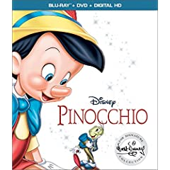 Disney's Pinocchio Signature Collection on DMA and Digital HD Jan. 10 and on Blu-ray and DVD Jan. 31