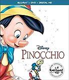 Pinocchio Bluray