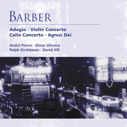Barber Adagio Violin Concerto Cello