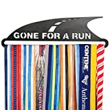 Gone For a Run | Runner's Race Medal Hanger