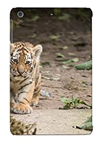 Cute High Quality Ipad Mini/mini 2 Animal Tiger Little Tiger Case Provided By Ednahailey